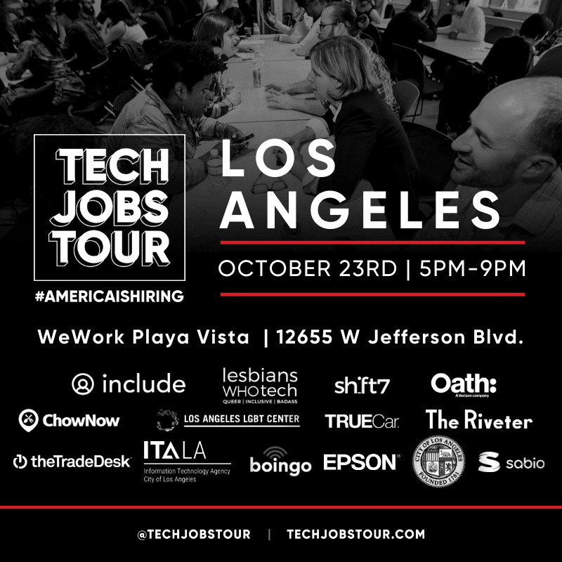 Los Angeles | Tech Jobs Tour